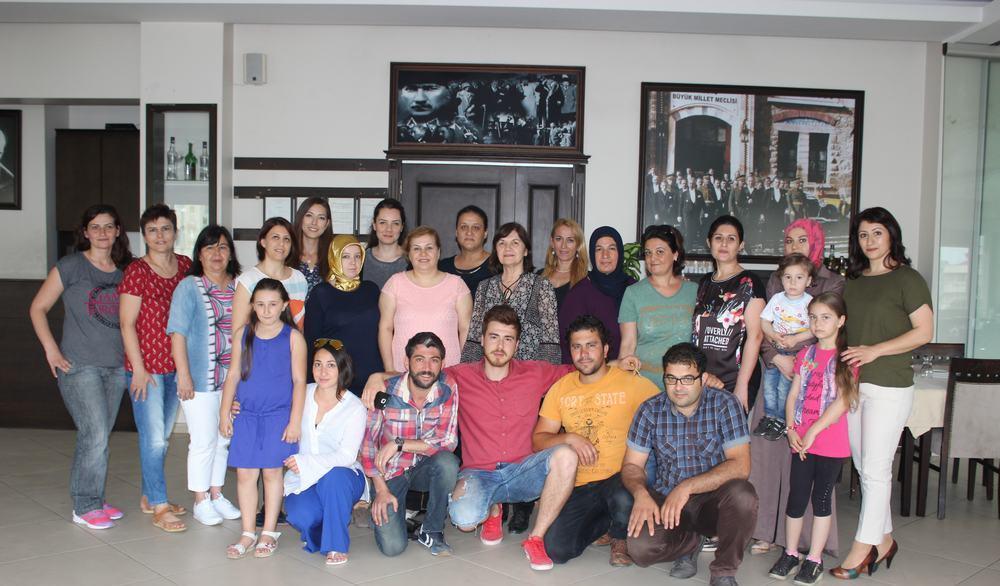 MİTSO'DA KOSGEB UYGULAMALI GİRİŞİMCİLİK EĞİTİMİ YAPILDI