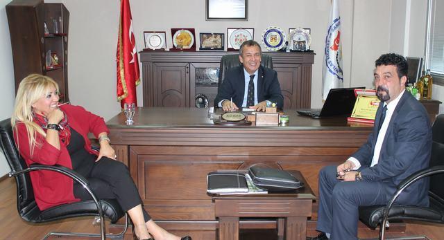 MİTSO'dan Kanal A televizyonunu A+ Ekonomi programına önemli açıklamalar