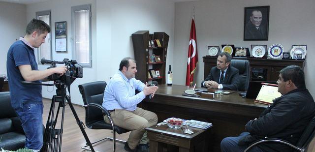 """REŞİT ÖZER'DEN KÖY TV'YE RÖPORTAJ;  """"MARKANA SAHİP ÇIK"""""""