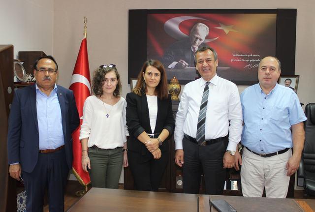 """KaradeveciRehabilitasyon Merkezi'nden MİTSO'ya teşekkürler:  MİTSO'DA HAFTADA BİR GÜN """"ÖZEL BİREY"""" ÇALIŞACAK"""