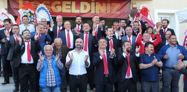 """MİTSO SEÇİMLERİNİ """"BEN DEĞİL, BİZ"""" GRUBU KAZANDI"""