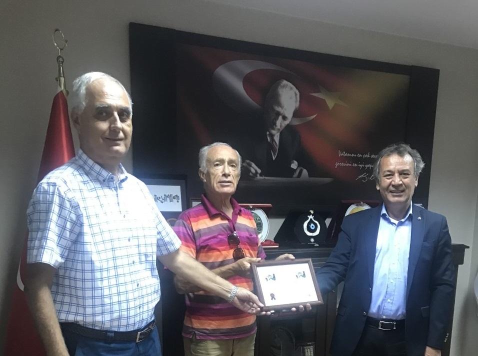 """İzmir'deki Milaslılar Derneği'nden MİTSO'ya: """"DERNEĞİMİZE VE ÖĞRENCİLERİMİZE KATKILARINIZ İÇİN TEŞEKKÜRLER"""""""