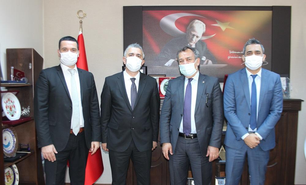 """Türk Ekonomi Bankası MİTSO'da… """"ESNAFA BAHAR GELDİ""""…"""
