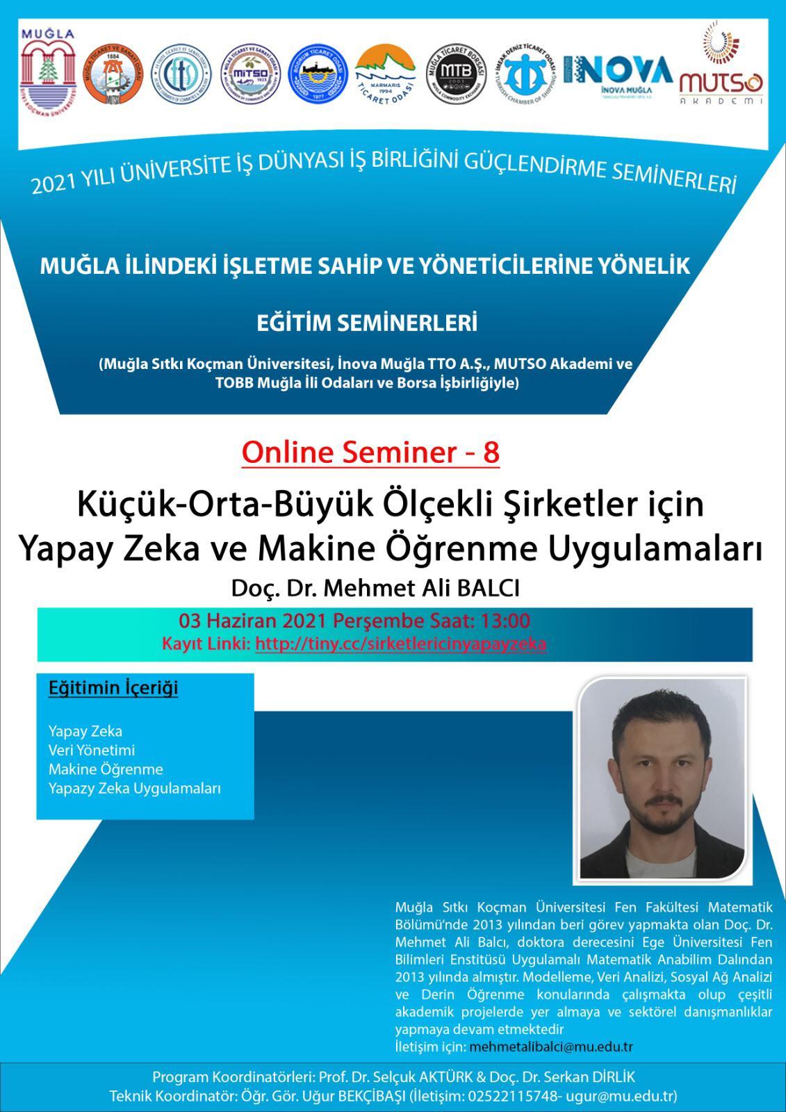 Online Seminer – 8