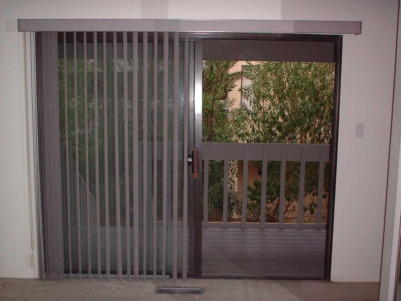 marvellous sliding glass door blinds as