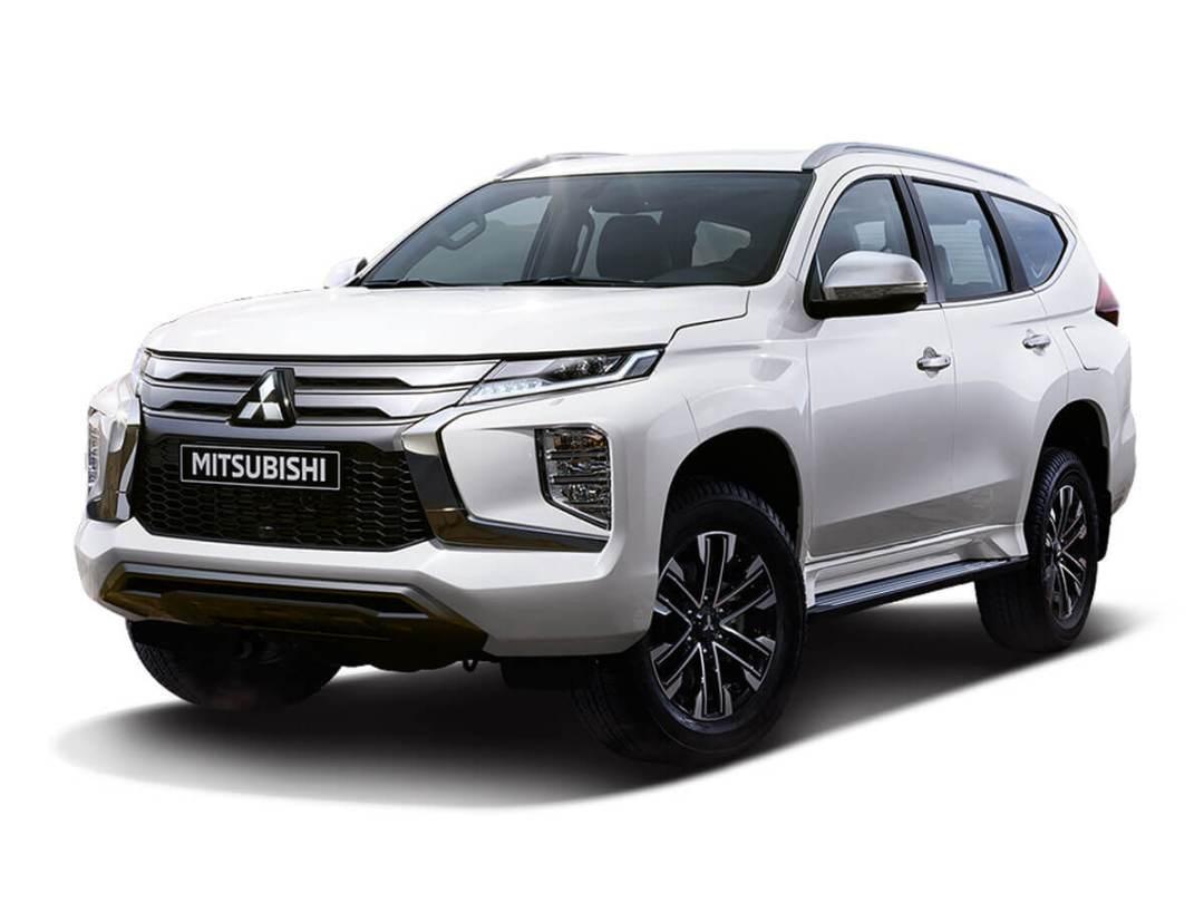 Mitsubishi Montero Sport 2020 Vehicle