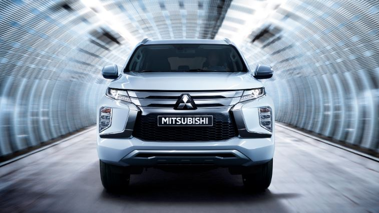 All New Montero Sport 2020 Tougher and bolder look