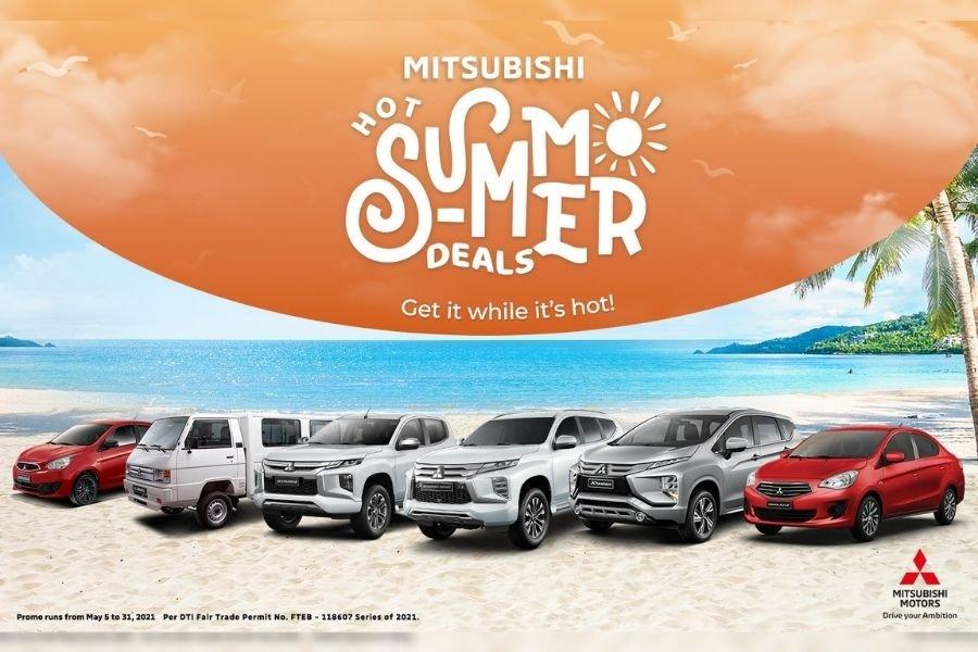 Mitsubishi Cebu Philippines May 2021 Promotion