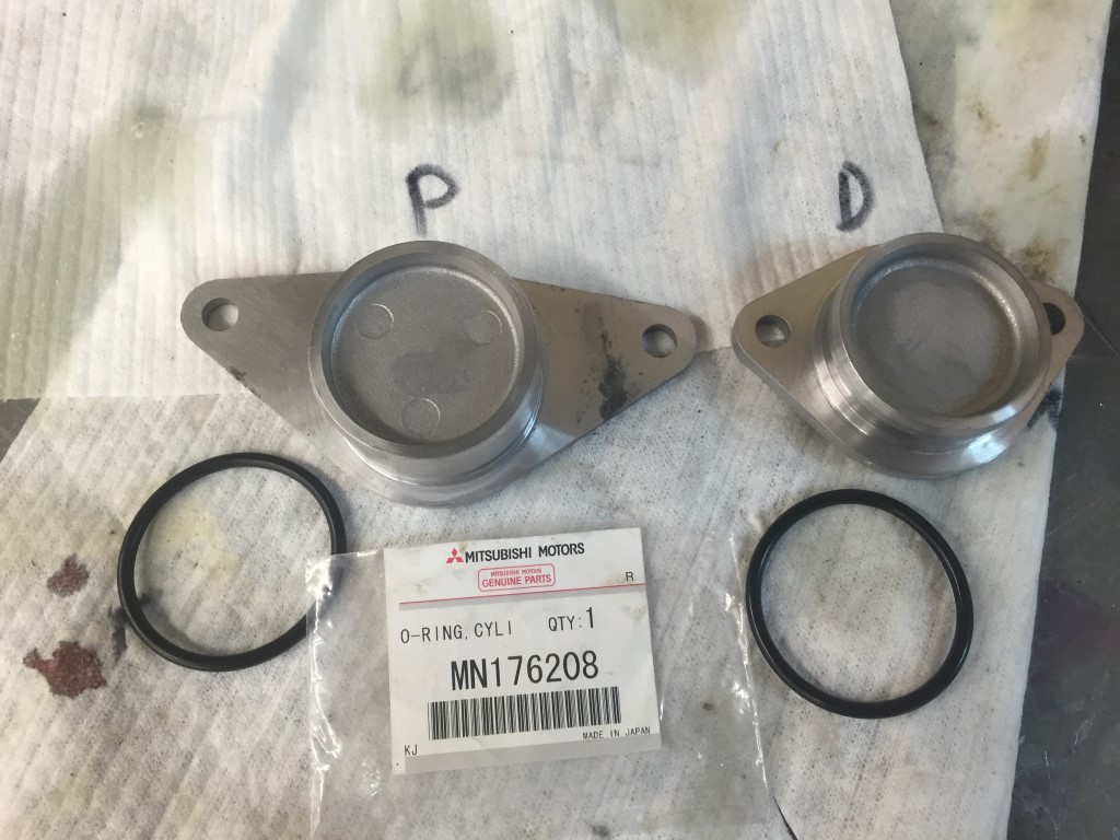 On A 2001 Montero Sport Timing Belt Mitsubishi