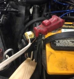 2002 montero sport 3 5l engine removal fuel pump relay jumper  [ 1024 x 768 Pixel ]