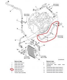 2011 Toyota Camry Undercarriage Parts Diagram
