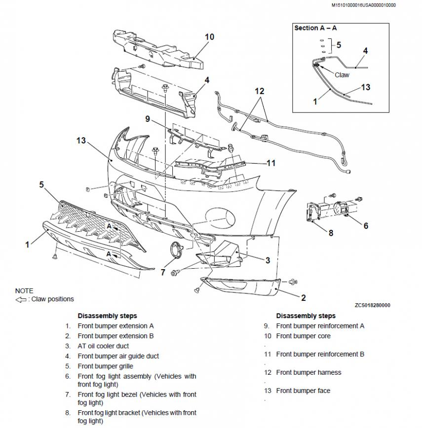 Mitsubishi Outlander 2007 Parts Diagram. Mitsubishi. Auto