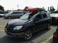 Best Roof Rack Cross Bars - Page 3 - Mitsubishi Forum ...