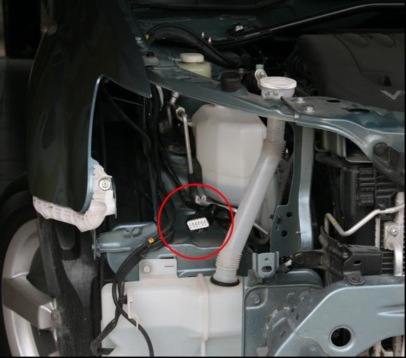 The 2009 Mitsubishi Outlander Headlamp Washer Wiring Diagram