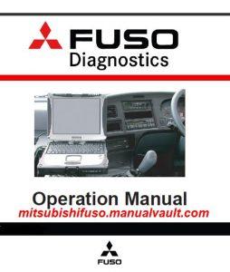Mitsubishi FUSO Diagnostics User Manual PDF Download