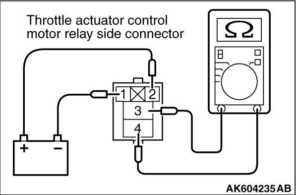 13A-DTC P0657: Throttle Actuator Control Motor Relay