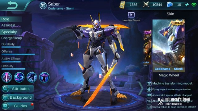 Image Result For Mobile Legends Hero