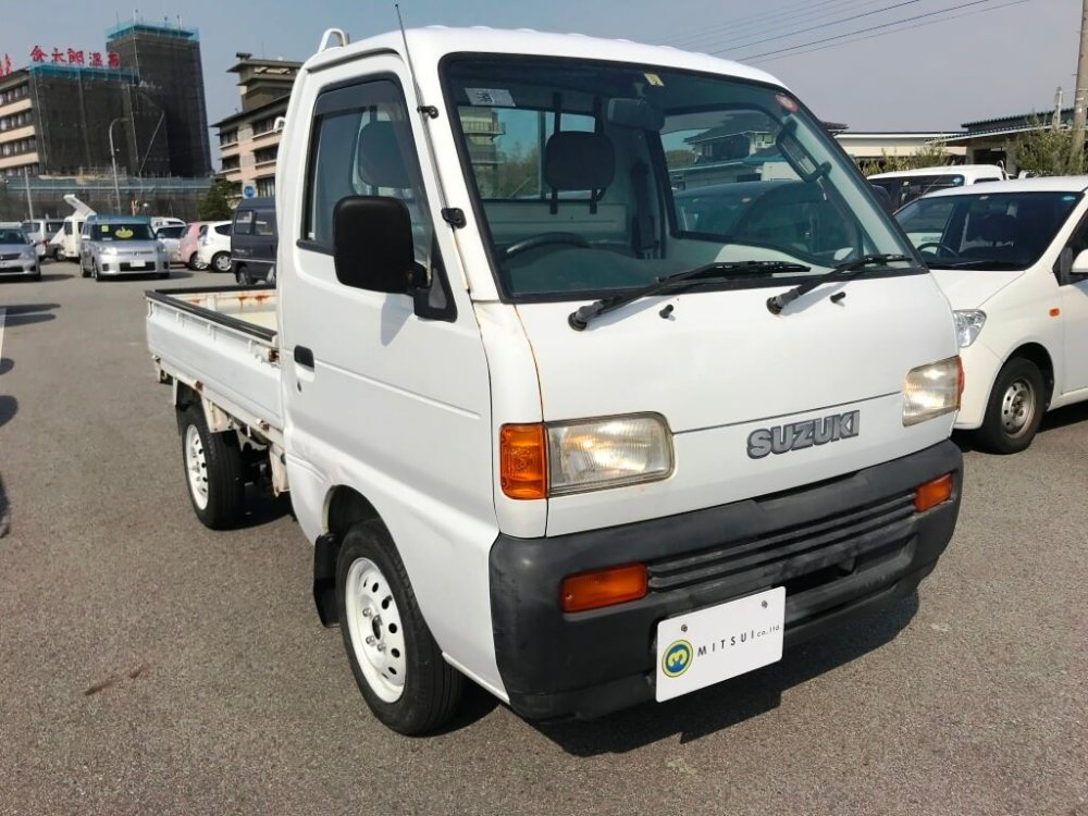 medium resolution of 1997 suzuki carry truck dd51t 481469 japanese used cars for sale mitsui co ltd
