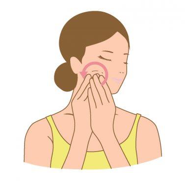 ポイントは咬筋のコリ!エラ張りの改善に効果的なマッサージを紹介