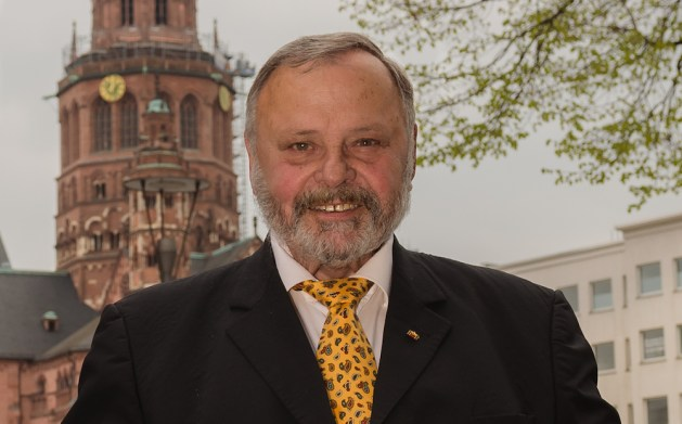 Johannes Gerster, Jahrgang 1941, war bis 1994 Mitglied des Bundestages.