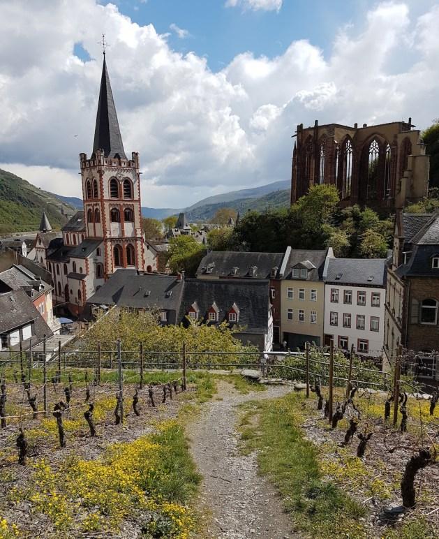 Bacharach kann mehr: Die kleine Stadt ist eine der wichtigsten Touristik-Orte am Mittelrhein.