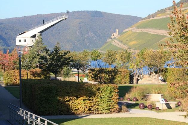 Bingen lässt sich die Grünflächen einiges kosten. Foto: Stadt Bingen