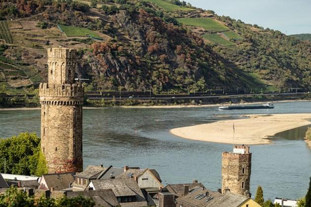 Blick auf den Oelsberg. Foto: Romantischer Rhein Touristik / Dominik Ketz