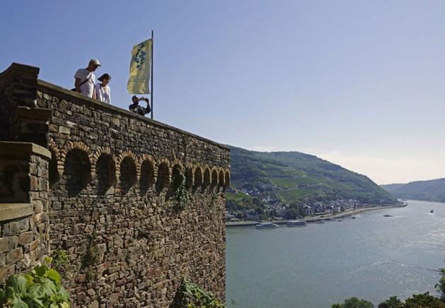 Blick von Burg Rheinstein. Foto: Friedrich Gier / Romantischer Rhein Tourismus