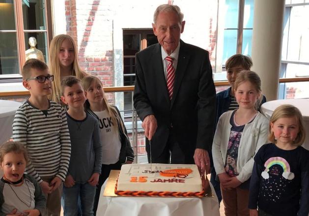 Anton Heinrich Hütte ist Ehrenbürger von Oberwesel. Foto: Kulturstiftung Oberwesel.