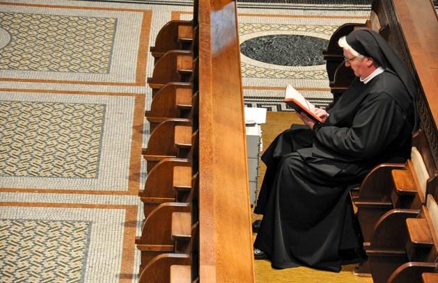 Philippa Rath lebt seit 1990 im Kloster Eibingen. Foto: Abtei St. Hildegard Rüdesheim-Eibingen.