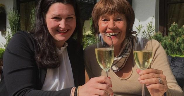 Lust auf die neue Saison: Janine Bolland-Georg und Elke Bolland.