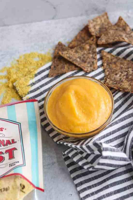 """5 minute butternut """"cheese"""" sauce"""