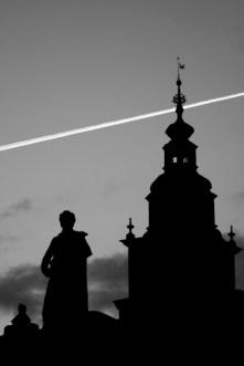 Leaving Krakow