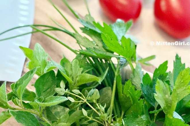 Meal Prep Herbs