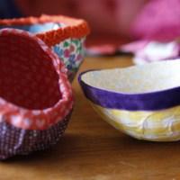 Gör egna påskägg och skålar