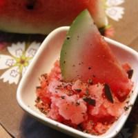 vattenmelonsorbet
