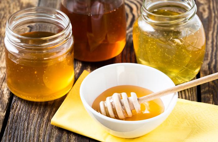 Các loại mật ong nguyên chất khác nhau tùy theo loại hoa