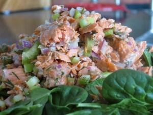 Salmon Salad Pic1