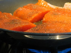 Salmon Salad Pic3