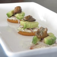 Smoked Oyster Appetizers
