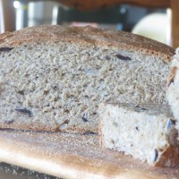 Olive Rosemary Country Bread