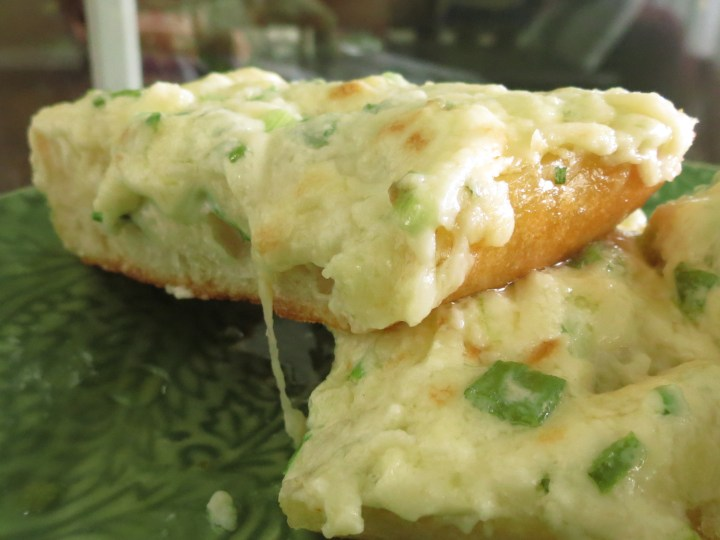 Two-Cheese Bread