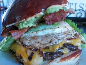 Game Day Burger CloseUp B2