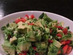 Fresh Avocado Ingredients