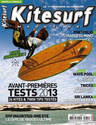 "KitesurfMag.com August ""Fuerteventura"" Canary Island"