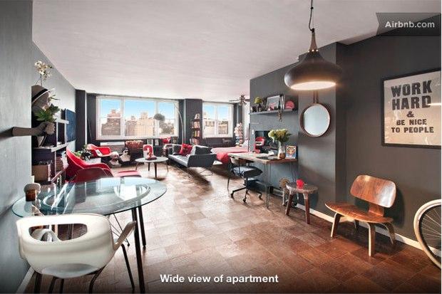 Wohnen in New York Die Wohnung von Designerin Jessica