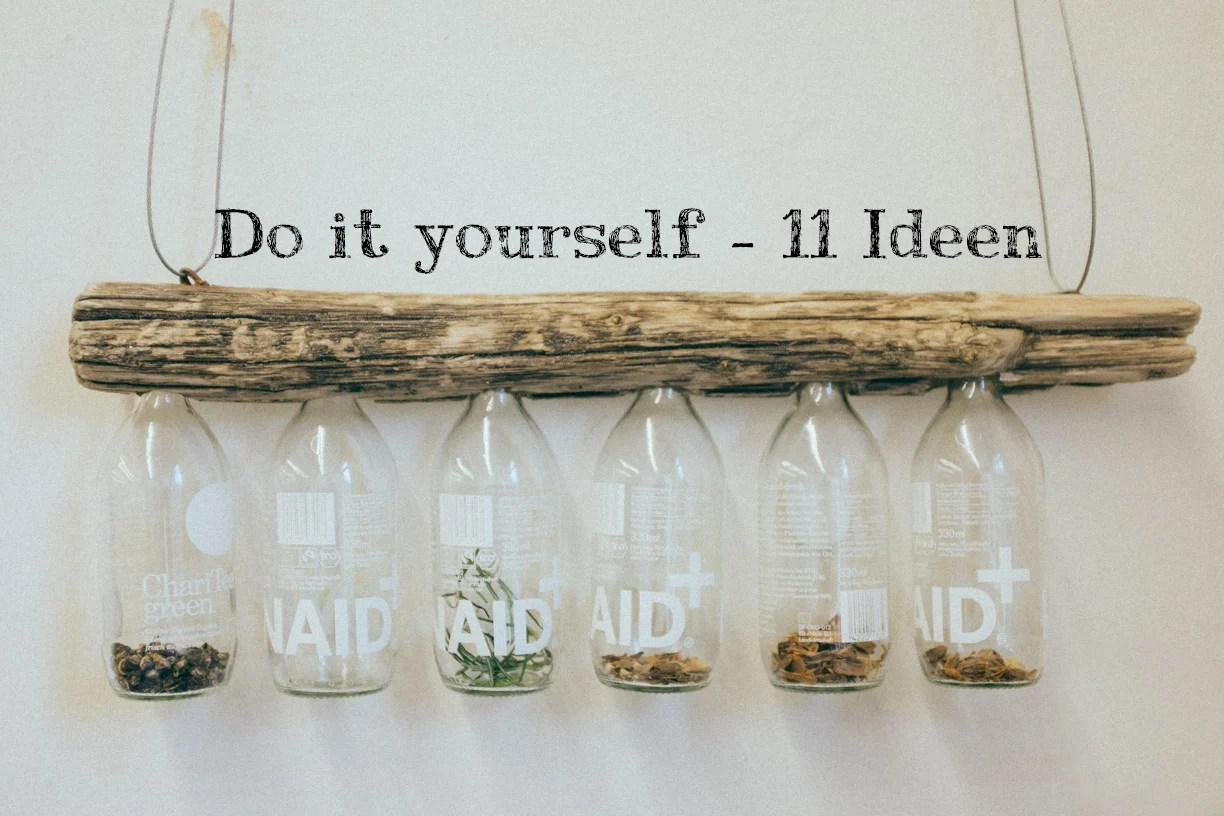 Mach S Dir Selbst 11 Tolle Upcycling Ideen
