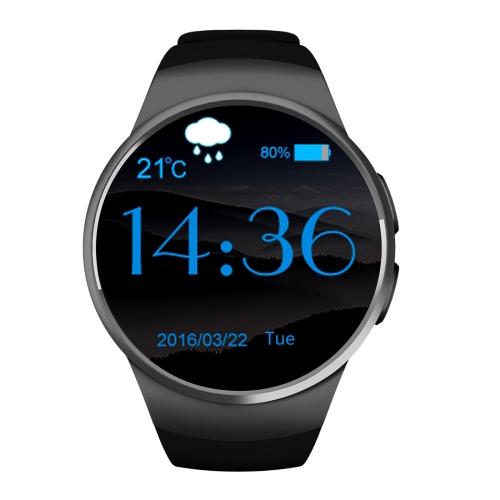 KW18 Smartwatch 1 3 inch IPS LCD Phone ⋆ Mitzen Electric Canada