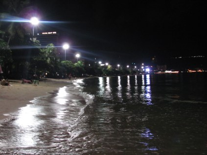 beach at pattaya