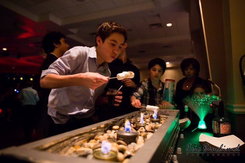 Smores at your Bar Mitzvah